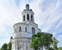 Orthodox bell tower Royalty Free Stock Photography