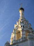 Orthodox bell tower Stock Photo