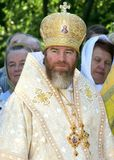 Orthodox Bishop. Royalty Free Stock Photography