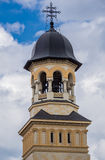 Orthodox Cathedral in Alba Iulia Royalty Free Stock Images