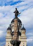 Orthodox cathedral in Cluj Stock Photography
