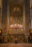 The Orthodox Cathedral in Cluj stock photography