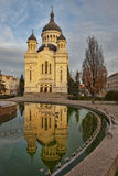 The orthodox cathedral in Cluj Napoca Royalty Free Stock Photos