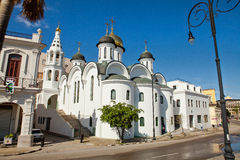 Orthodox cathedral in Havana, cuba Stock Image