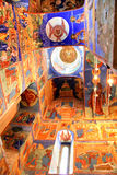 Orthodox cathedral Royalty Free Stock Images