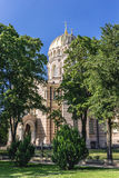 Orthodox Cathedral in Riga Royalty Free Stock Photography