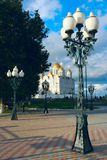 Orthodox Cathedral Russia Stock Image