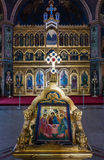 Orthodox cathedral in Sibiu Royalty Free Stock Image
