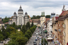 Orthodox cathedral in Targu Mures Stock Photography