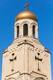 Orthodox Cathedral of Varna, Bulgaria Royalty Free Stock Images