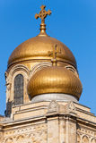 Orthodox Cathedral of Varna, Bulgaria Royalty Free Stock Photo