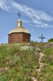 Orthodox chapel Royalty Free Stock Photo