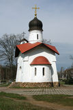 Orthodox chapel Royalty Free Stock Image