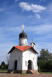 Orthodox chapel Royalty Free Stock Images