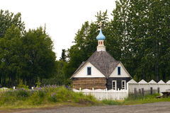 Orthodox chapel Stock Image