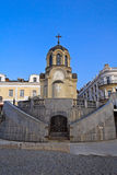 Orthodox chapel in Yalta Royalty Free Stock Photos