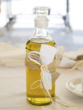 Orthodox Christening oil Royalty Free Stock Photography