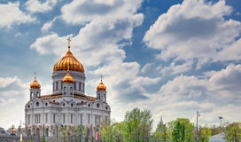 Orthodox christian church Stock Image