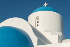Orthodox Christian church dome Stock Photos