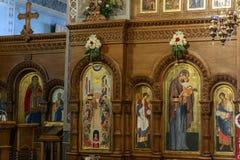 Orthodox Christian Church Royalty Free Stock Photos
