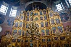 Orthodox Christian church Stock Photos