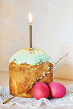 Orthodox Christian Easter still life Royalty Free Stock Photography