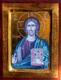 Orthodox christian icon Royalty Free Stock Photos