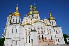Orthodox Christian Temple of Kiev Pechersk Lavra Stock Image