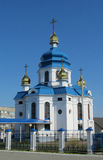 Orthodox christian traditional church Stock Images