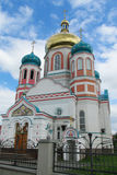 Orthodox christian traditional church Stock Image