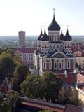Orthodox church. In Tallinn, Estonia Stock Photography