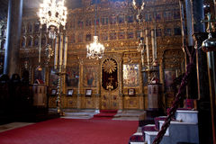 Orthodox Church 3. The Ecumenical Patriarchate of Constantinople Turkey Royalty Free Stock Photography