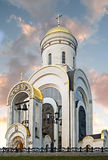 Orthodox church 4 Royalty Free Stock Photos