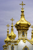 Orthodox church. Russia. St.-Petersburg Royalty Free Stock Photos