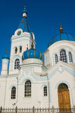 Orthodox church Stock Photo