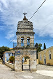 Orthodox church in Agalas Village, Zakynthos, Ionian islands, Greece Stock Image