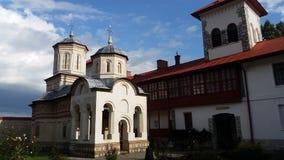 Orthodox Church of Arnota Monastery Stock Photography