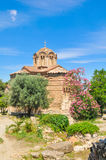 Orthodox church in Athens, Greece Royalty Free Stock Photo