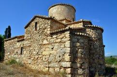 Orthodox church Ayos Vasileios Royalty Free Stock Photo