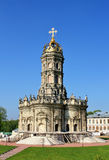 Orthodox church in baroque style Stock Photography