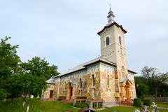 Orthodox Church from Baru Mare Stock Images