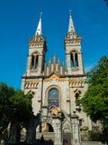 Orthodox Church in Batumi Stock Photo