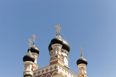 Orthodox Church of Belarus Royalty Free Stock Photo
