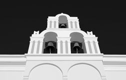 Orthodox church belfry Royalty Free Stock Photos