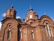 Orthodox church 2 Stock Photos