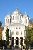 Orthodox church Buna Vestire Royalty Free Stock Photos