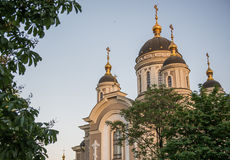Orthodox church Royalty Free Stock Photography