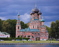 The Orthodox Church Royalty Free Stock Photography