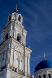 Orthodox Church in Central Russia. Stock Images
