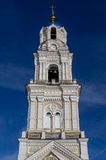 Orthodox Church in Central Russia. Royalty Free Stock Photography